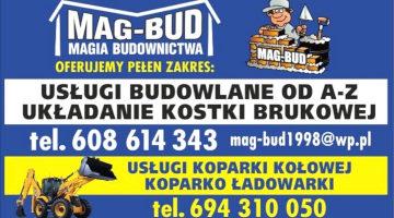 Mag-Bud – Magia Budownictwa