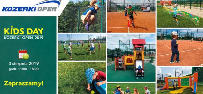 Kids Day, czyli moc zabaw i atrakcji w Kozerkach