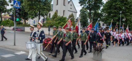 Tak nasz region uczcił rocznicę Powstania Warszawskiego. Zobacz zdjęcia