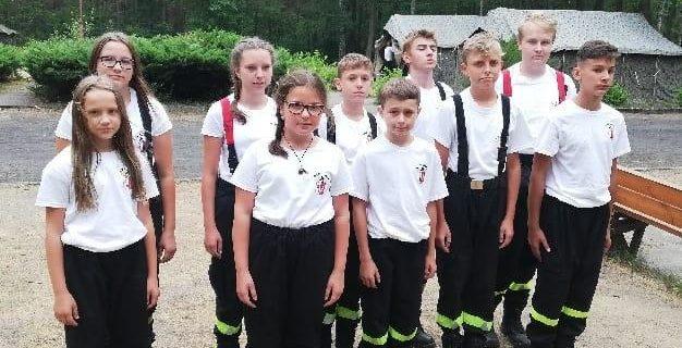 Dołącz do grodziskiej Młodzieżowej Drużyny Pożarniczej