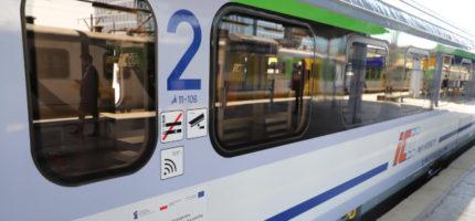 Pociągi PKP Intercity zatrzymają się w Grodzisku. Już od niedzieli