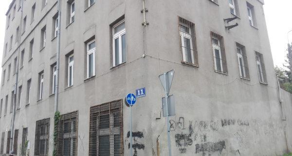 Jakie pomysły na budynek przy Narutowicza?