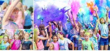 Festiwal Kolorów ponownie w Grodzisku