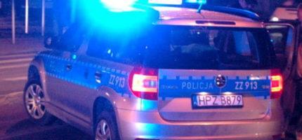 Samochód uderzył w drzewo. Pasażer zginął na miejscu