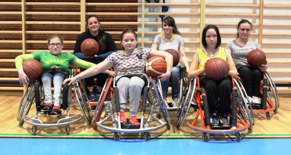 Pierwsza w Polsce żeńska drużyna koszykówki na wózkach – dołącz do składu!
