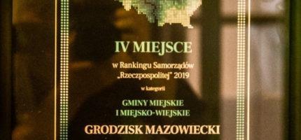 """Nasze gminy znów wysoko w rankingu """"Rzeczpospolitej"""""""