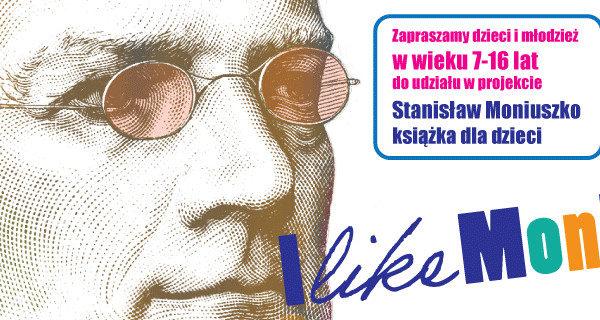 Książka dla dzieci o Stanisławie Moniuszce i warsztaty w Mediatece