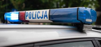 Zderzenie skutera i osobówki na Żyrardowskiej