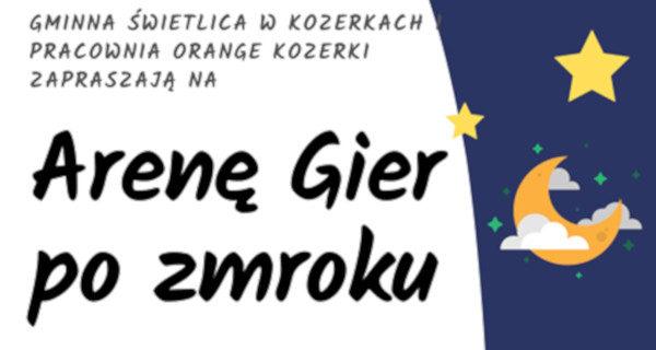 Arena gier dla dorosłych, czyli wieczory z planszówkami w Kozerkach