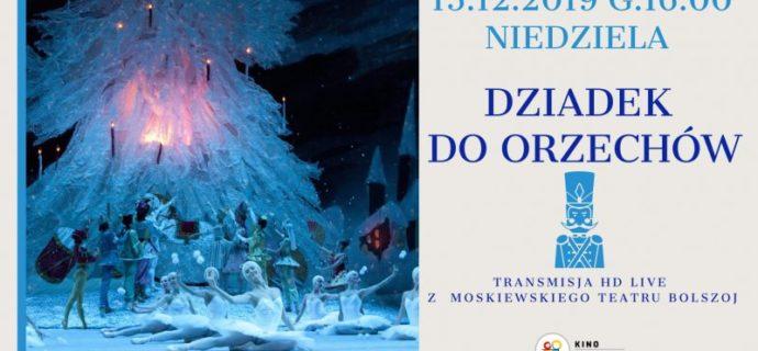 """""""Dziadek do orzechów"""" w grodziskim CK"""