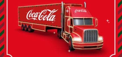 Chcesz świątecznej ciężarówki Coca-Coli w swoim mieście? Zagłosuj!