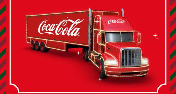 Dziesięć miejscowości wciąż z szansą na odwiedziny ciężarówki Coca-Coli