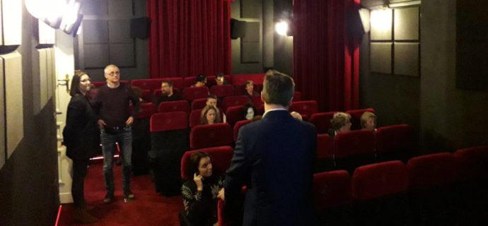 """Kino """"Wolność"""" oficjalnie otwarte"""