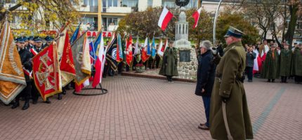Tak grodzisk świętował rocznicę odzyskania niepodległości [FOTO]
