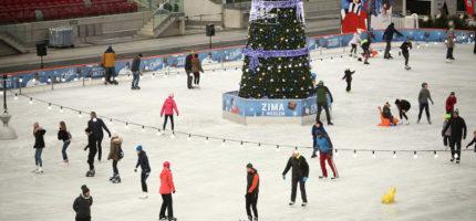 Pojeździmy już na łyżwach na Zimowym Narodowym [FOTO]