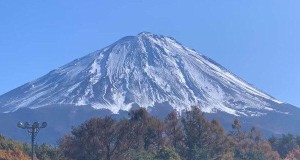 Grodziszczanin na szczycie świętej góry Fudżi [FOTO]