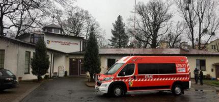 Nowy wóz trafił do milanowskiej OSP [FOTO]