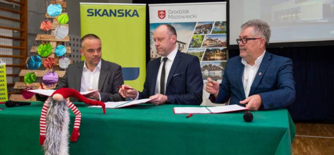 Umowa na budowę hali za 60 milionów podpisana