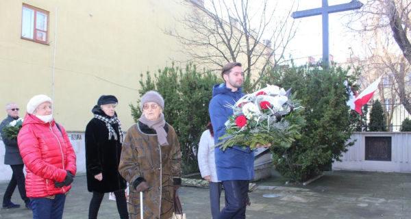 75. rocznica nalotu na Grodzisk. Uczczono pamięć zabitych [FOTO]