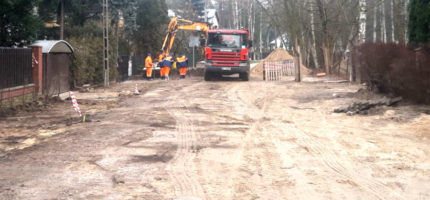 Drugi etap przebudowy ul. Helenowskiej