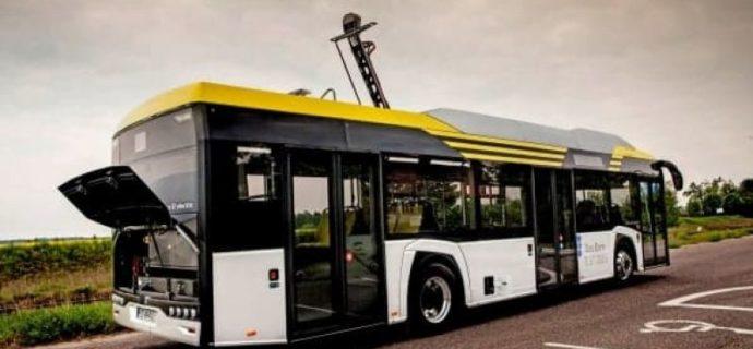 Żabia Wola przetestuje autobusy elektryczne. Będą woziły mieszkańców