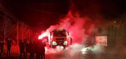 Nowy wóz za blisko milion już w garażu strażaków ochotników