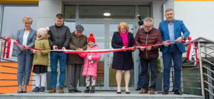 Świetlica w Kłudzienku i nowe skrzydło SP2 oficjalnie otwarte