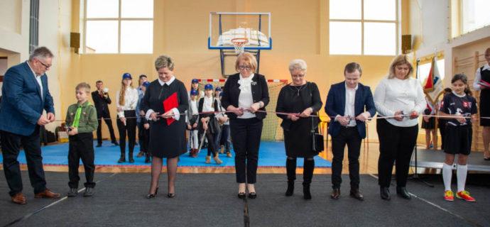 Sala w Izdebnie Kościelnym już otwarta