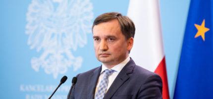 Mężczyzna podejrzany m.in. o zlecenie zabójstwa ministra Ziobry zatrzymany w Milanówku