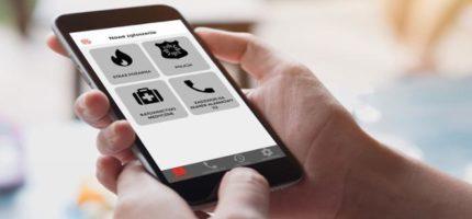Nowa aplikacja alarmowa dla każdego