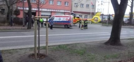 Dziewczynka potrącona na pasach zmarła w szpitalu