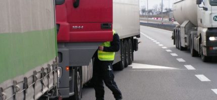 Dziś wzmożone kontrole na  drogach powiatu grodziskiego
