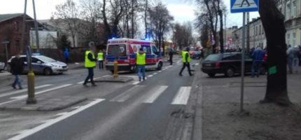 Policja poszukuje świadków wypadku w Żyrardowie