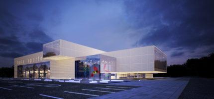 Budowa hali sportowej zgodnie z planem