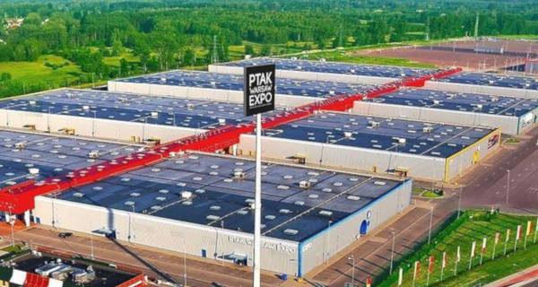 Ptak Expo oferuje hale pod Nadarzynem na szpital polowy