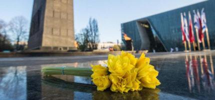 Dziś upamiętniamy heroiczny czyn powstania w getcie warszawskim