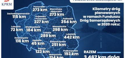 Miliony na budowę i przebudowę dróg lokalnych. Nasze samorządy z dofinansowaniami
