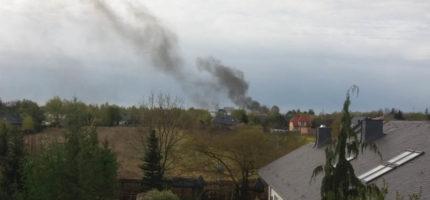 Pożar na Traugutta