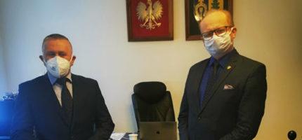 Nowy komendant straży miejskiej w Milanówku