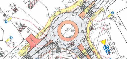 Jest przetarg na budowę ronda u zbiegu 3 Maja i Teligi