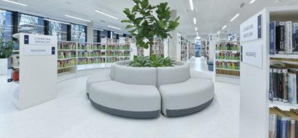 Grodziska biblioteka działa, ale na ścisłych zasadach