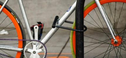 Zabezpiecz swój rower przed kradzieżą