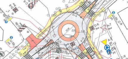Są chętni do budowy ronda u zbiegu Teligi i 3 Maja