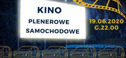 Dziś kino samochodowe w Grodzisku