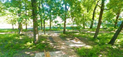 Odświeżony park zachętą do spacerów i rodzinnego relaksu [FOTO]