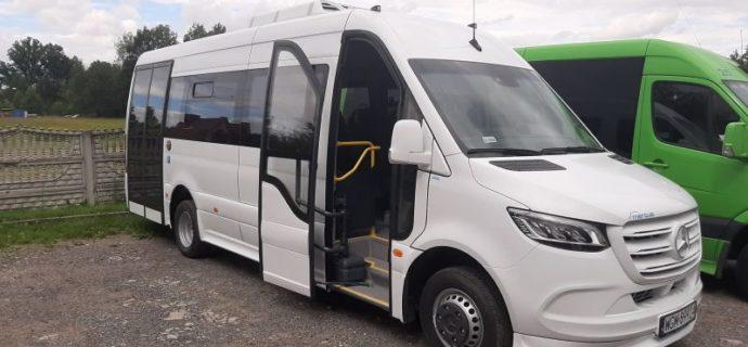 Nowe autobusy na nowych trasach