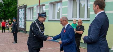 Jednostki OSP z gminy Żabia Wola z dotacjami