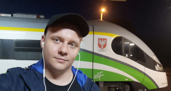 Mieszkaniec regionu ustanowił kolejowy rekord
