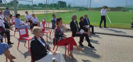 Legia Training Center w Książenicach oficjalnie otwarty!