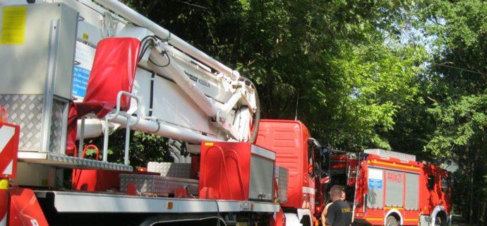 Wóz strażacki za wysoką frekwencję dla Podkowy. I co dalej?
